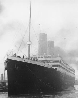 titanic-in-dock